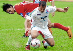 Olimpia perdi en su debut en el Clausura 2009