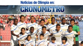 Portillo, Palacios y de Souza los &#8220;Iron Men&#8221; del Olimpia