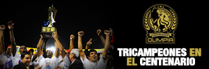 Tricampeones en el Centenario