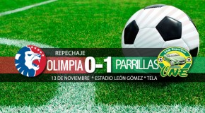 Parrillas One 1-0 Olimpia | Repechaje