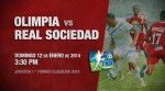 Olimpia vs Real Sociedad | Jornada 1
