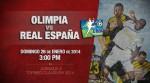 Olimpia vs Real España | Jornada 3