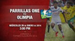 Parrillas One vs Olimpia | Jornada 4