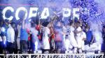 ¡Campeones, Copa Presidente!